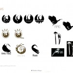 Raki, recherches logo