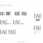 Raki, recherches typo