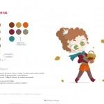 Princesse Bio, recherches