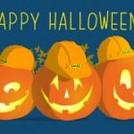 Colas halloween pumpkins